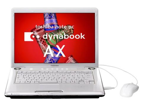 dynabook AX AX/52F PAAX52FLP