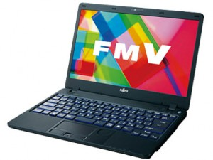 FMV LIFEBOOK SH76/GN