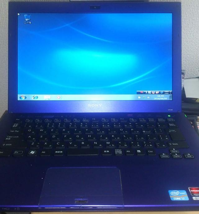vpcsb1agja Windows7