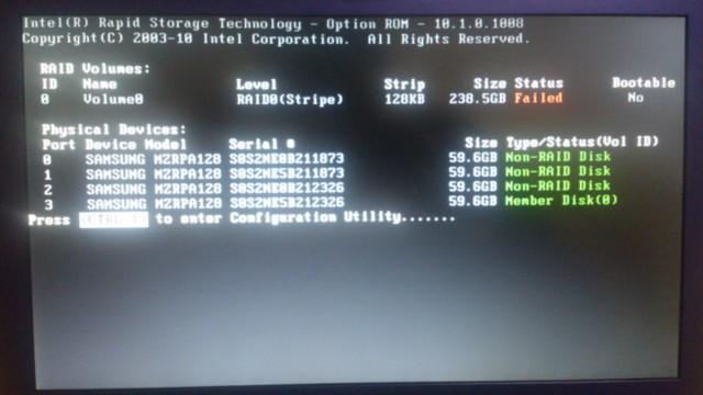 VPCSB1AGJ SSDエラー